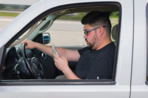 texting while driving accident lawyer